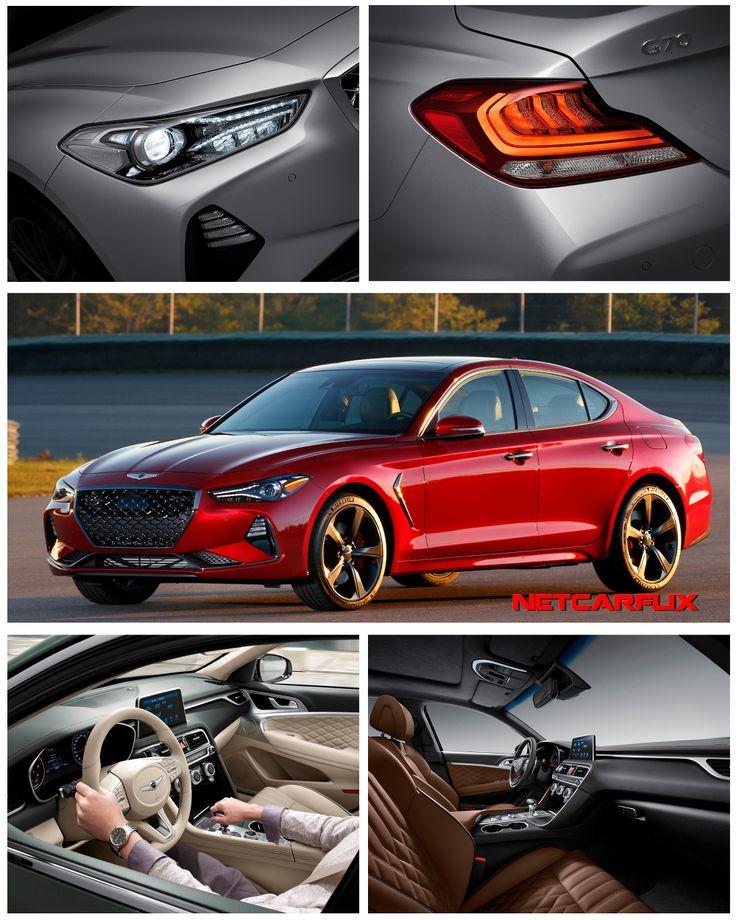 2019 Genesis G70 Genesis, Car experience