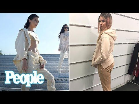 Becoming A Kardashian-Jenner Sister: PeopleStyle Editor Lives The KUWTK Life For 24 Hours | People  #CelebrityFashion  Sharon Harvey My Hollywood News
