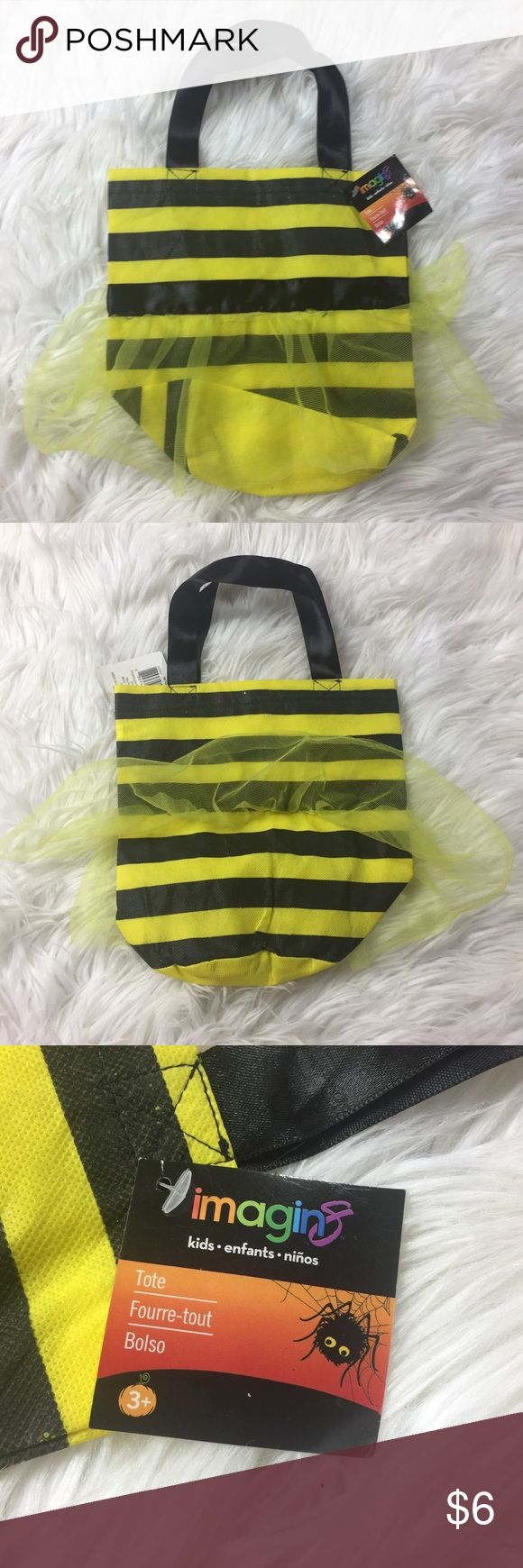 5 10 sale bumble bee trick or treat bag absolutely adorable bumble bee trick