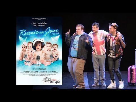 Le Jeudi 26 mars a été organisée à Paris une générale de la pièce écrite par Franck le Hen et auteur de la pièce La Famille Est Dans Le Pré actuellement à l'affiche également, sur scène 5 acteurs talentueux, Emmanuelle Boidron, Anthony Joubert, Olivier...