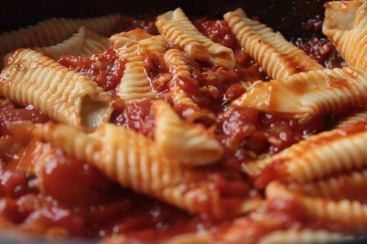 Pick and mix, just kiddin' still pasta.