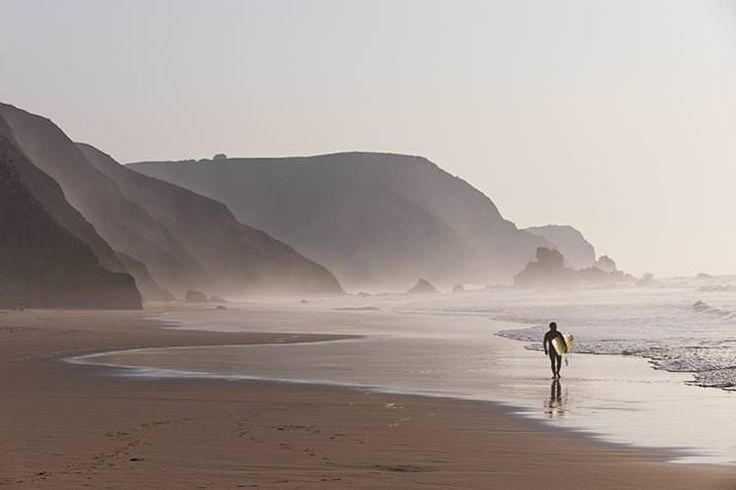 Where to go in December? Lonely Planet experts say: The western Algarve, Portugal - Lonely Planet 11.11.2014 | Winter brings the best waves to Portugal's western Algarve. Image by Westend61 / Brand X Pictures / Getty Images