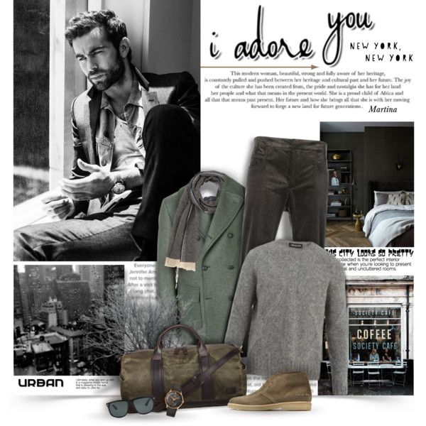 #chacecrawford #menswear #fryecarter #haiderackermann #barneysnewyork #neilbarrett #commonprojects Set by Martina. @polyvore @polyvore-editorial  October 17th 2...