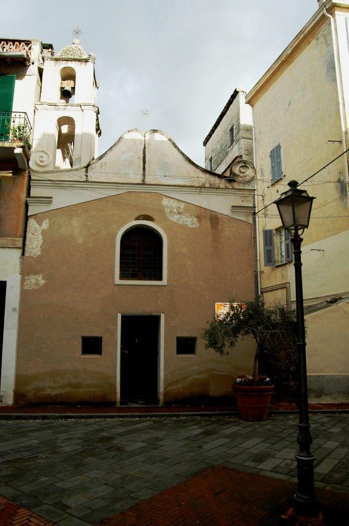Ospedaletti (IM), Cappella di S. Erasmo
