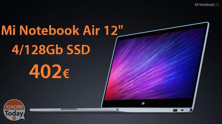 "[Codice Sconto] Xiaomi Air 12.5"" Laptop 4/128Gb SSD Silver a 402€ spedizione e dogana inclusi #Xiaomi #Air #MiAir #MiAirNotebook #Notebook #Ns1 #Offerta #Windows10 https://www.xiaomitoday.it/?p=11755"