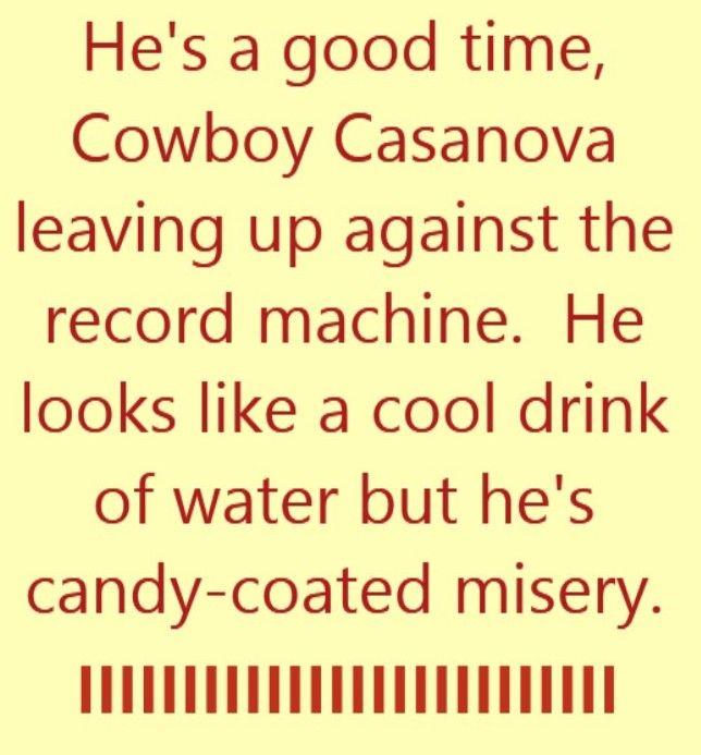 Carrie Underwood - Cowboy Casanova - song lyrics, song quotes, songs, music lyrics, music quotes,