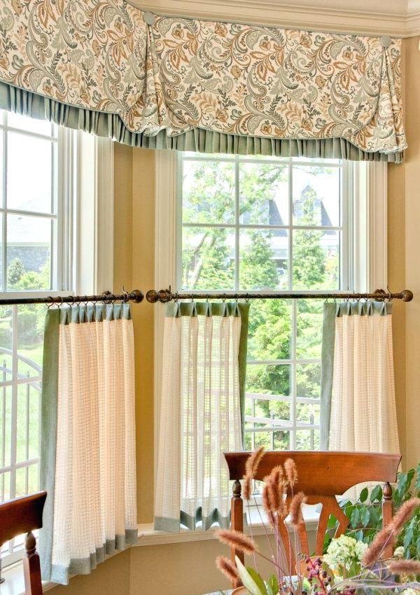 Vorhang Deckel Ideen Kinderzimmer Curtains Modern Kuchengardinen Window Kuche Vo Corner Window Treatments Curtains Living Room Kitchen Window Treatments