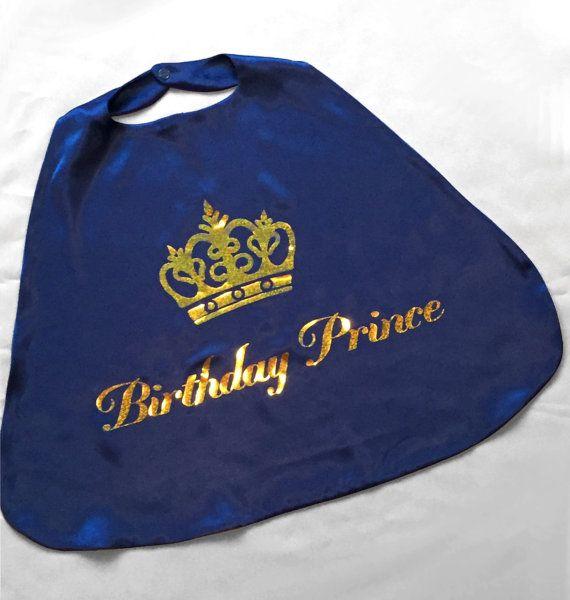 Élite petit prince personnalisé garçon 1er par BuBBlingBoutique
