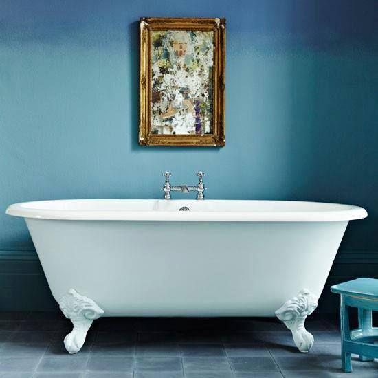 Die besten 25+ Country style teal bathrooms Ideen auf Pinterest - spiegelleuchten für badezimmer