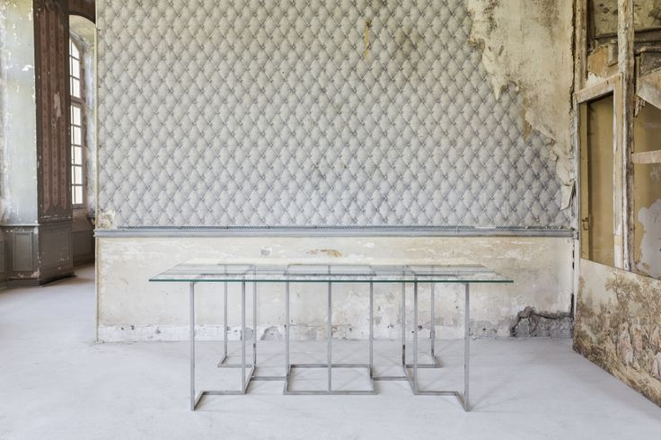 OCTAVO TABLE #BrahmansHome #BrahmansFiveElements #Brahmans #Design #Interiordesign #photoshoot #photosession #fashion #luxuryfashion #chateaugudanes #France #hautecouture #octavo #table #luxury #furniture #homedecor #fivelements #glass #homeinspirations