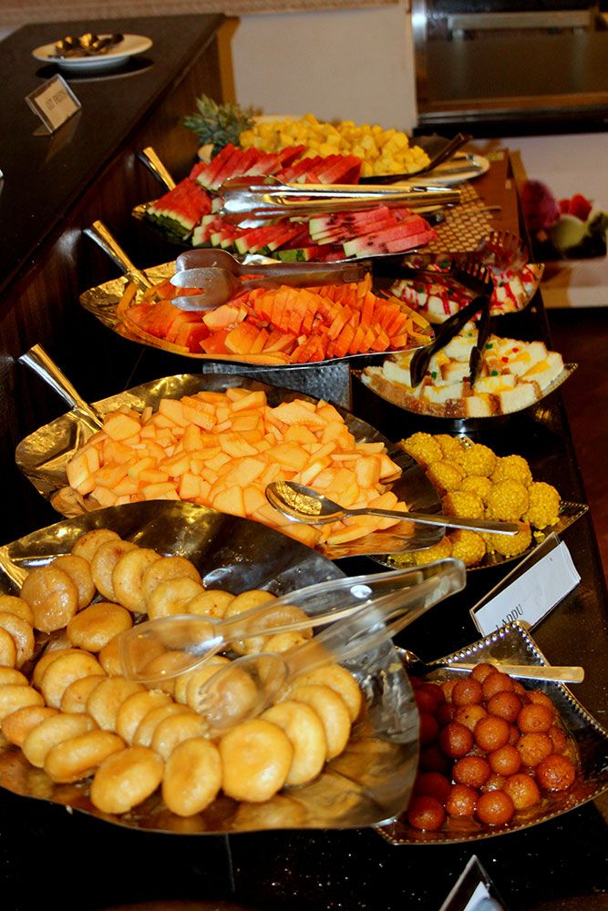 Buffet Items. Website: www.aasifebrothersbiriyani.com