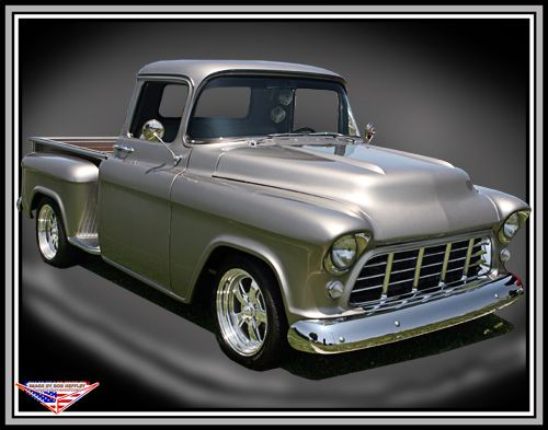 Chevrolet 1955 pickup truck