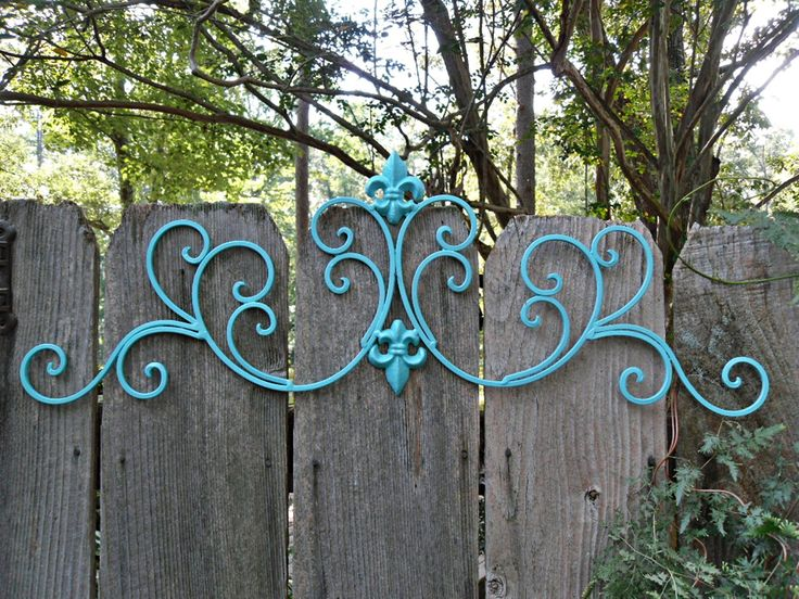 Aqua Wall Decor Wrought Iron Fleur De Lis Wall Decor Indoor Outdoor Wrought.