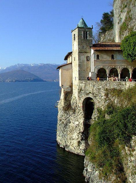 Leggiuno #Varese #Lombardia #Italy. See more at www.in-lombardia.it/