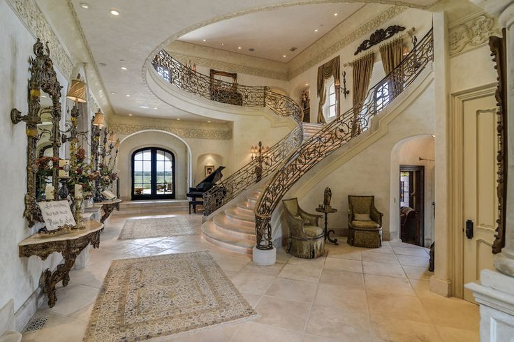 37 best luxurious stairs images on pinterest banisters for Majestic homes bryan tx
