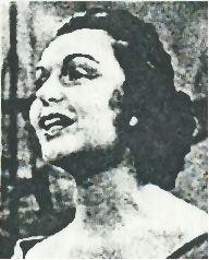 Eurovision  1956 Belgium 1&2 Mony Marc