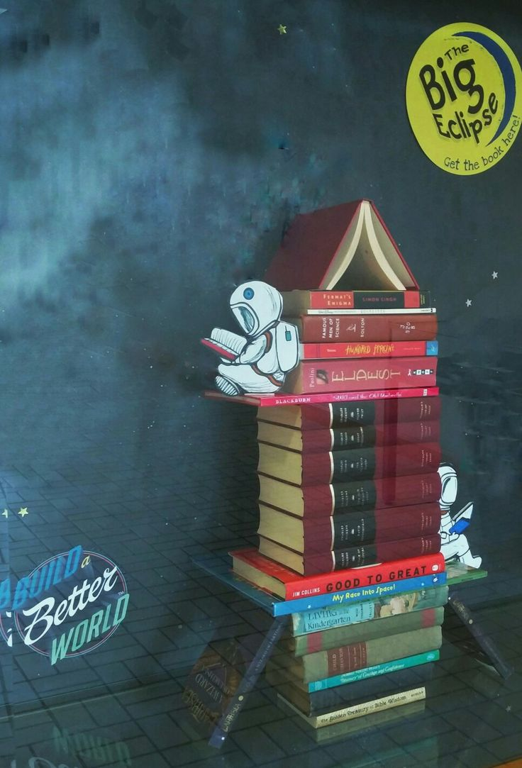 205 Best Book Display Ideas Images On Pinterest