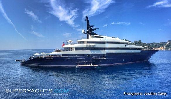Seven Seas Luxury Motor Yacht By Oceanco Motor Yacht Yacht Oceanco