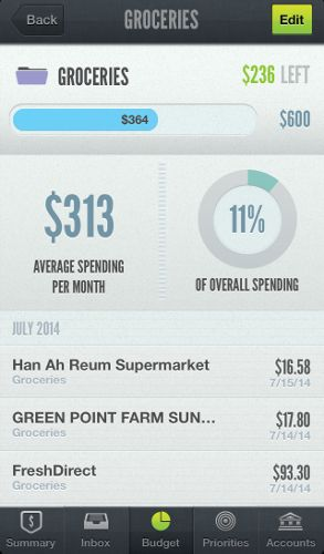This personal finance app might just Mint.com a run for its money! Very good...