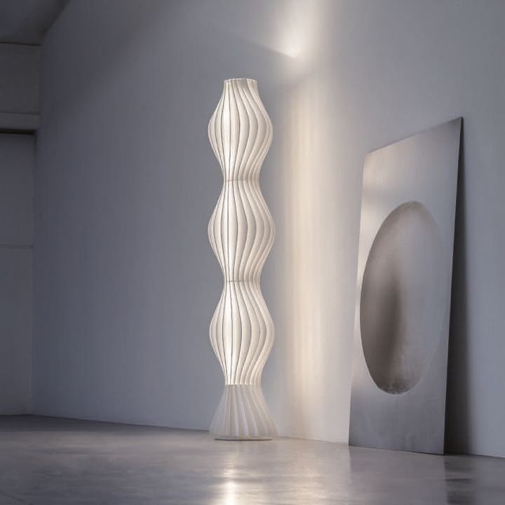 Vapor Floor Light by Studio Italia. Get it at LightForm.ca