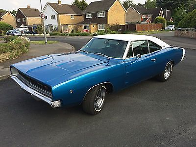 eBay: 1968 DODGE CHARGER 440 R/T AUTO