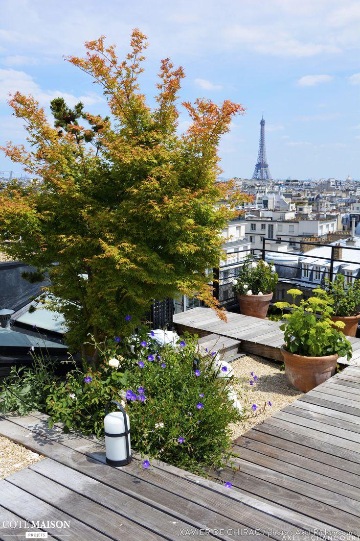 Les 678 Meilleures Images Du Tableau Espace Ext Rieur Jardin Par C T Maison Sur Pinterest