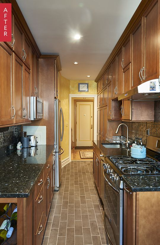 Earlier than & After: A Clinton Hill Kitchen Turns Timeless.  Find out even more by visiting the photo