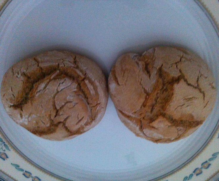 Rezept Brötchen mit Emmer Mehl von marsala72 - Rezept der Kategorie Brot &…