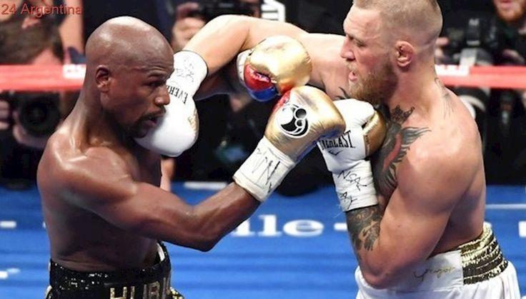 Floyd Mayweather-Conor McGregor: íconos del boxeo mundial, indignados con la pelea