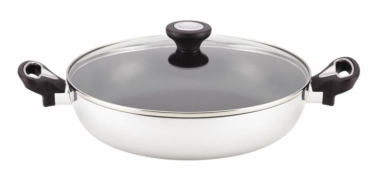New Traditions Saute Pan with Lid