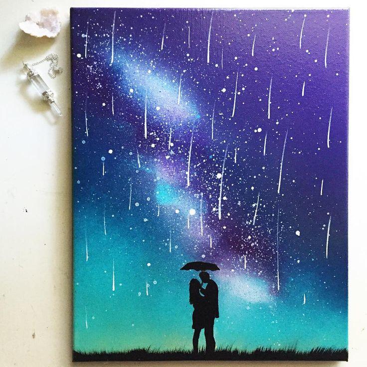 Sanatlı Bi Blog Galaksi ve Gökyüzünün Sonsuzluğunu Musmutlu Bir Hikaye ile Tamamlayan Sanatçı 29