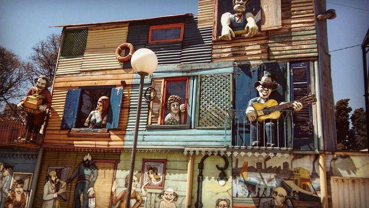 #laboca  #arte #travel #art #arte #tumblr #alternative #contraste #people #escultura #colorfull #mural  #buenosaires #usa #españa #photography  #photo #caminito #insta  #instapic #instagram #vintage  #latinoamerica  #america #southamerica  #sudamerica #argentina
