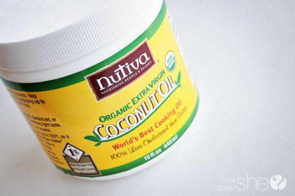 Coconut Oil as a moisturizer and other great uses.