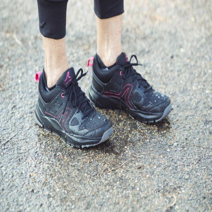 Gyaloglás Sportgyaloglás - HW 100 női cipő NEWFEEL - Sportok