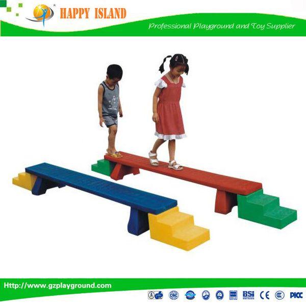2015 ребенок игрушки прямо из китая детский сад пластик бревне с лестницы