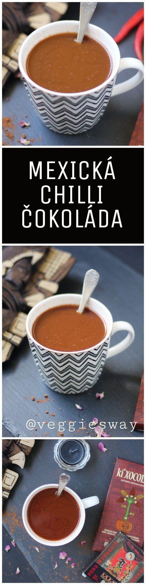 Mexická čili čokoláda