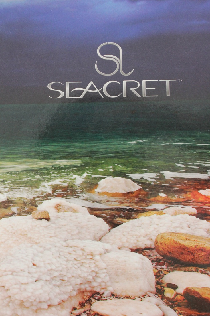 Seacret Skin Care Products      https://www.facebook.com/SeacretDirect