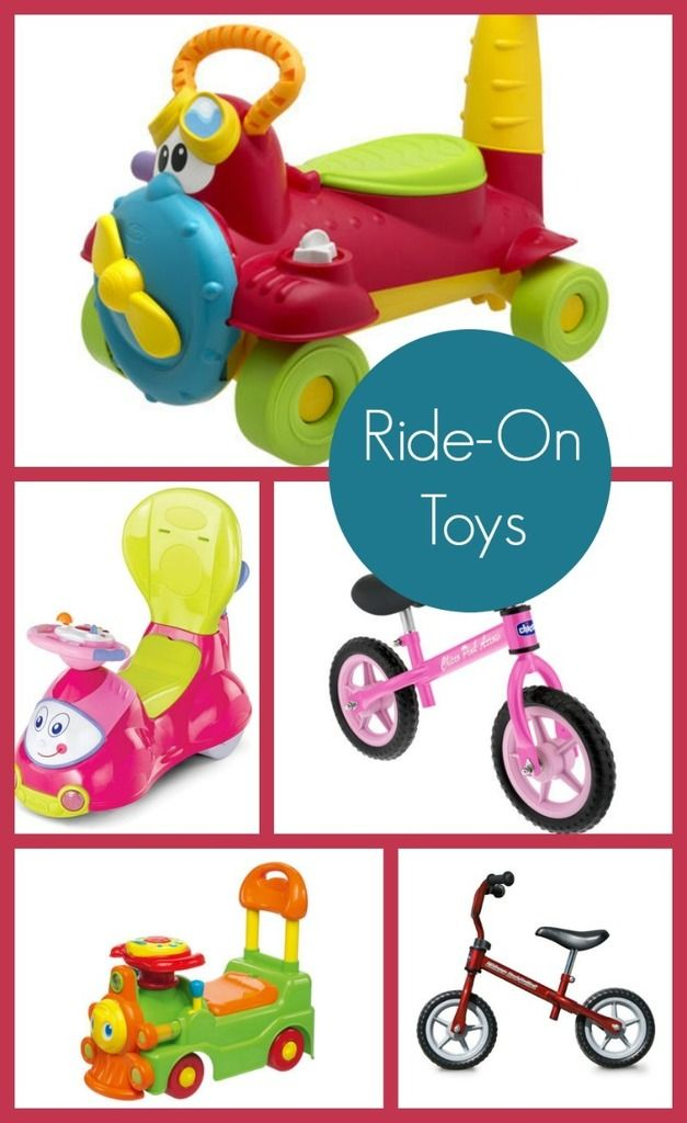Toy Guide for Babies