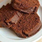 Torta o budines de algarroba
