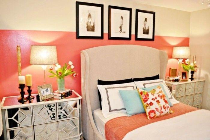 ... magnifique en couleur corail!  Deco, Deco salon and Design