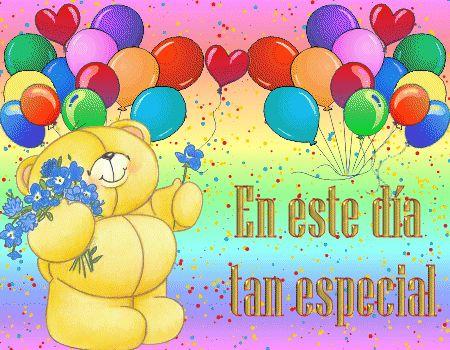 Feliz Cumpleaños  Gif