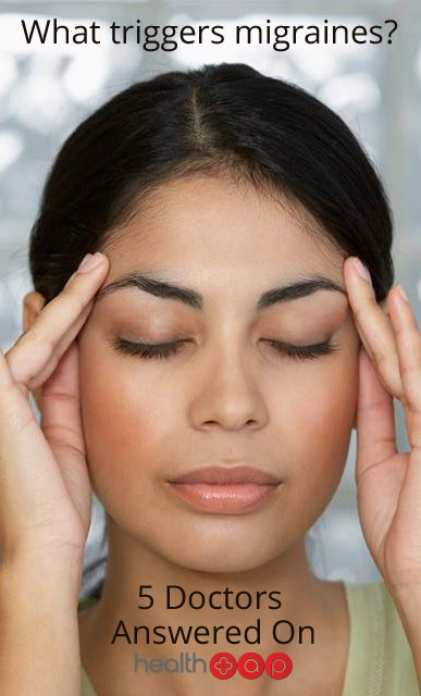 Find out all the factors that could be contributing to your migraines so you can avoid them!