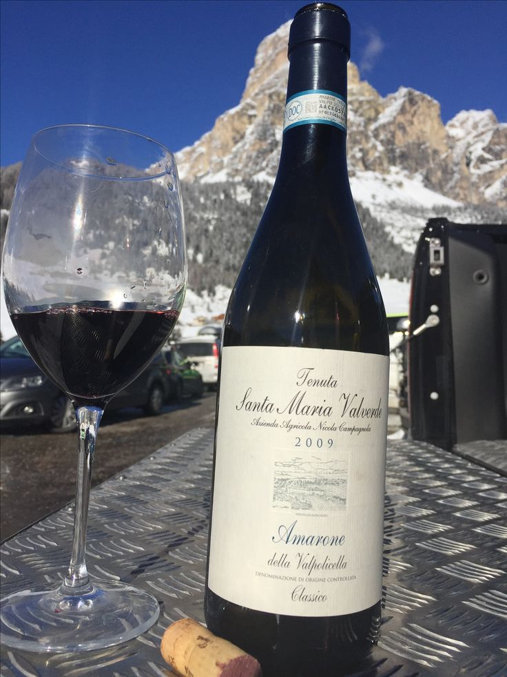 Mountain loves amarone