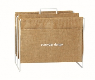 Everyday magazine holder - available also in black