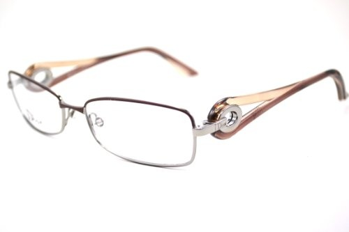 CHRISTIAN DIOR EYEGLASSES CD 3754 SILVER 06Y « Impulse Clothes