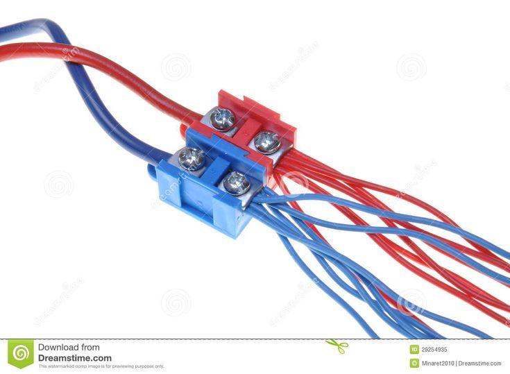 terminales eléctricas para cable   Color Electric Power Distribution Cable With Terminal ...