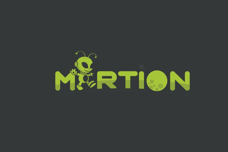 Martion Logo Concept