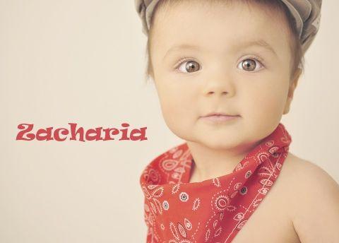 Zacharia