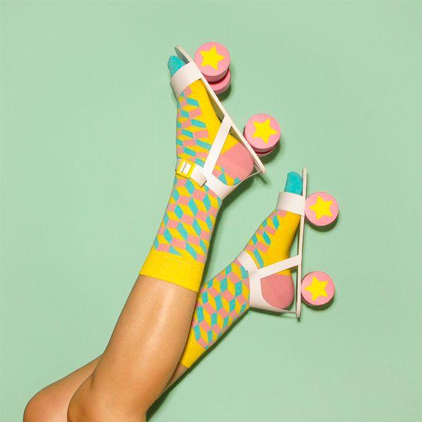 Let's ride socks: Happy Socks Official