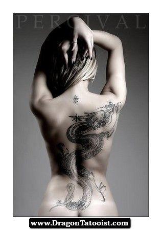 Dragon Tattoos For Girls 06 - http://dragontattooist.com/dragon-tattoos-for-girls-06/